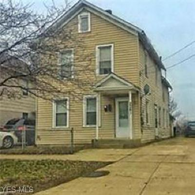 Multi Family Home For Sale: 2261 W 20th Street