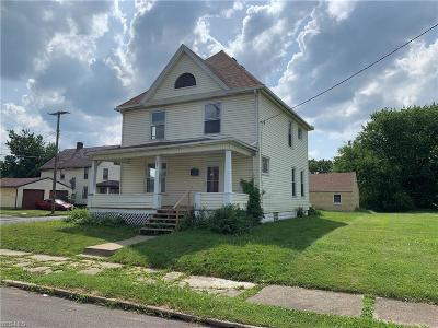 Canton Single Family Home For Sale: 201 Young Avenue
