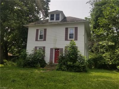 Ashtabula Single Family Home For Sale: 3629 Schenley Avenue