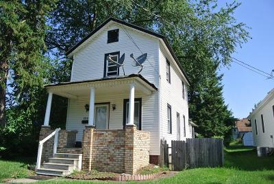Canton Single Family Home For Sale: 2233 16th Street