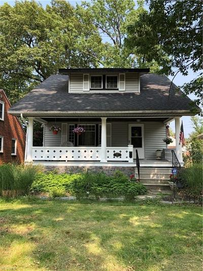 Single Family Home Active Under Contract: 337 Kenilworth Road