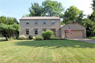 Hudson Single Family Home Active Under Contract: 1461 Winslow Drive