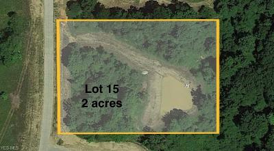 Hinckley Residential Lots & Land For Sale: 1279 Ledgeview Drive