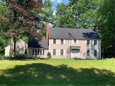 Single Family Home Active Under Contract: 7367 Huntington Road