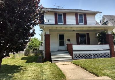 Canton Single Family Home For Sale: 1020 Roslyn Avenue