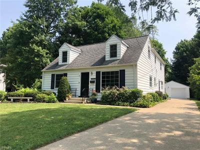 Westlake Single Family Home Active Under Contract: 23903 Hedgewood Avenue