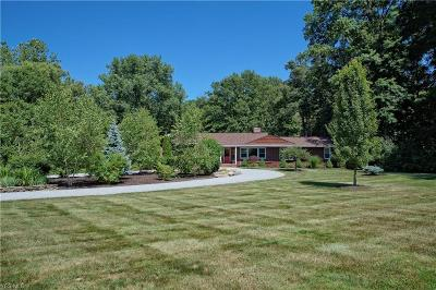 Concord Single Family Home For Sale: 6835 Morley Road