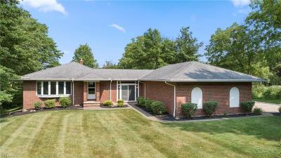 Brecksville Single Family Home Active Under Contract: 10255 Highland Drive
