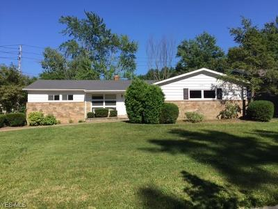 Single Family Home For Sale: 2527 Green Road