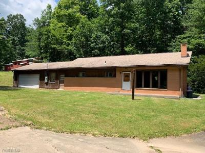 Licking County Single Family Home For Sale: 9081 Loches Road