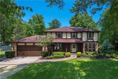 Avon Lake Single Family Home Active Under Contract: 32322 Orchard Park Drive