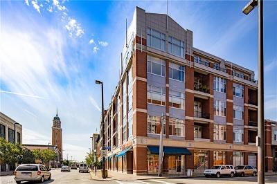 Cleveland Condo/Townhouse Active Under Contract: 1951 W 26th Street #416