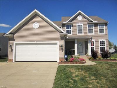 North Ridgeville Single Family Home For Sale: 38390 Humphrey Circle