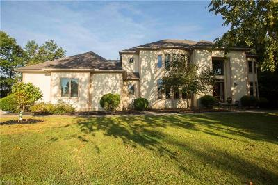 Single Family Home For Sale: 6210 Lochmoor Court