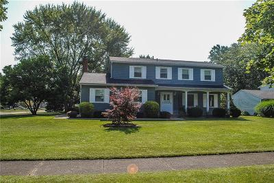 North Ridgeville Single Family Home For Sale: 6801 Mitchell Drive
