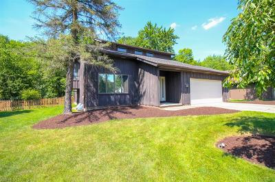 North Royalton Single Family Home Active Under Contract: 9960 Applewood Drive