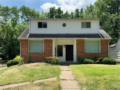 Canton Multi Family Home For Sale: 1734 Mount Vernon Boulevard