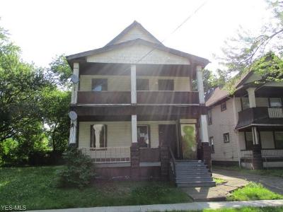 Cleveland Multi Family Home For Sale: 995 Maud Avenue