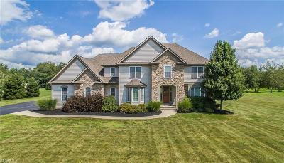 Chagrin Falls Single Family Home Active Under Contract: 11580 Frostwood Drive
