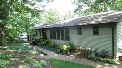 Marietta Single Family Home For Sale: 417 Timberline Drive
