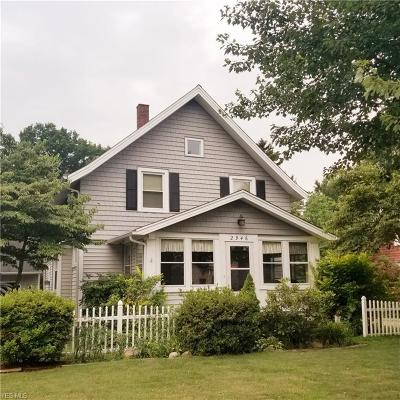 Avon Single Family Home Active Under Contract: 2946 Hayes Street
