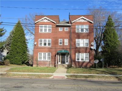Stark County Multi Family Home For Sale: 199 W Main Street