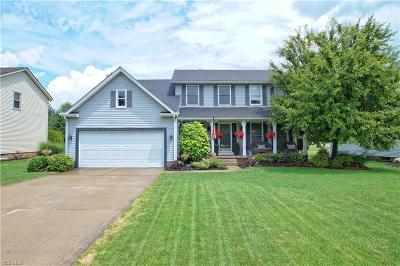 Sagamore Hills Single Family Home Active Under Contract: 8335 Shorthorn Drive