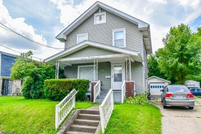 Canton Single Family Home For Sale: 2311 Maple Avenue