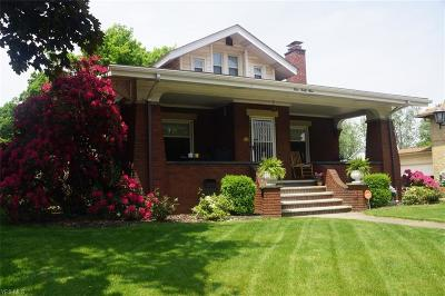 Canton Single Family Home For Sale: 149 Linwood Avenue
