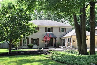 Westlake Single Family Home For Sale: 27923 Hilliard Boulevard