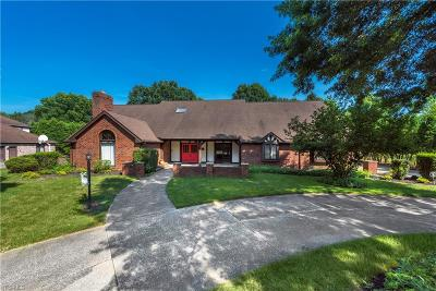 Brecksville Single Family Home For Sale: 9972 Fitzwater Road