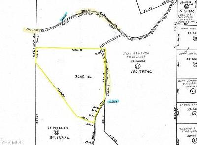 Guernsey County Residential Lots & Land For Sale: 62333 Willow Road