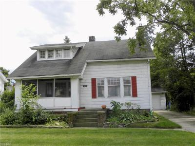 Single Family Home Active Under Contract: 16719 Claire Avenue