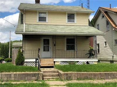 Stark County Single Family Home For Sale: 2529 17th Street