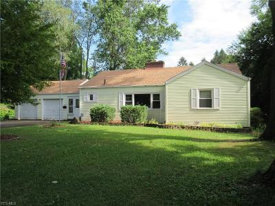 Canton Single Family Home For Sale: 5147 13th Street