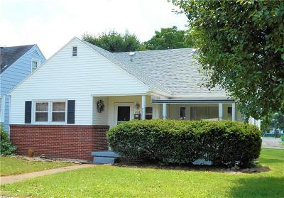 Vienna Single Family Home Active Under Contract: 910 41st Street