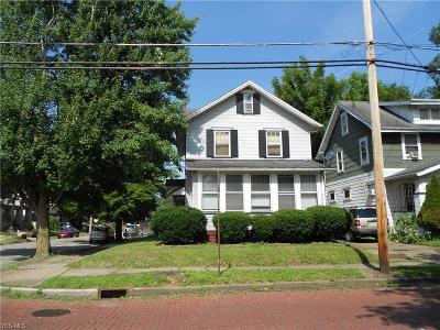Canton Single Family Home For Sale: 1203 13th Street