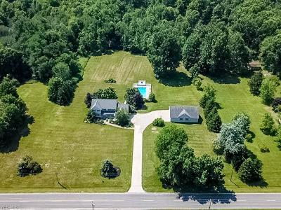 Single Family Home Active Under Contract: 9634 Tallmadge Road