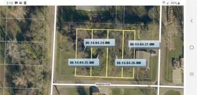 Zanesville Residential Lots & Land For Sale: 1015 Wabash Avenue