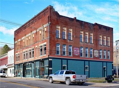 Morgan County Commercial For Sale: 23 N 3rd Street