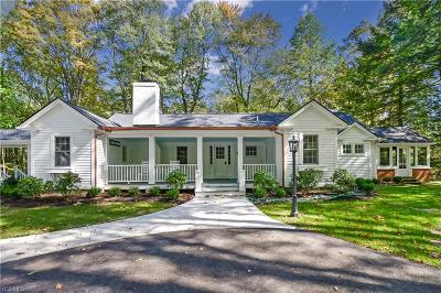 Single Family Home For Sale: 7430 Foxboro Road