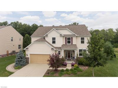 Copley Single Family Home For Sale: 4275 Bentley Drive