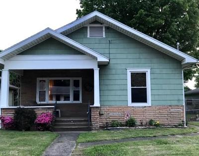 Williamstown Single Family Home For Sale: 806 Columbia Avenue