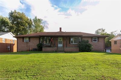 Massillon Multi Family Home Active Under Contract: 2309 List Street
