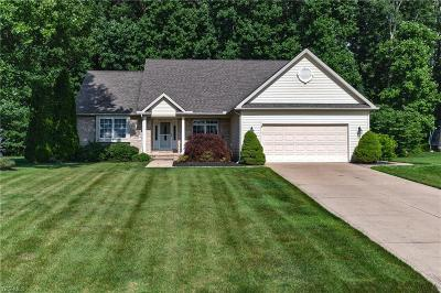 Mentor Single Family Home Active Under Contract: 5711 Birdie Lane