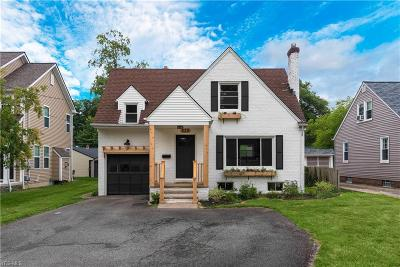 Single Family Home Active Under Contract: 533 Columbia Road