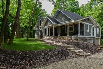 Seville Single Family Home Active Under Contract: 9410 S Leroy Road