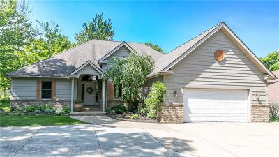 Mentor Single Family Home Active Under Contract: 6010 Hopkins Road