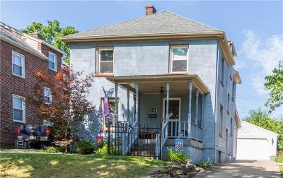 Mcdonald Single Family Home Active Under Contract: 316 Indiana Avenue
