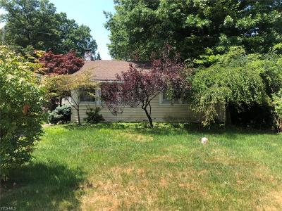Single Family Home For Sale: 206 Lakewood Drive